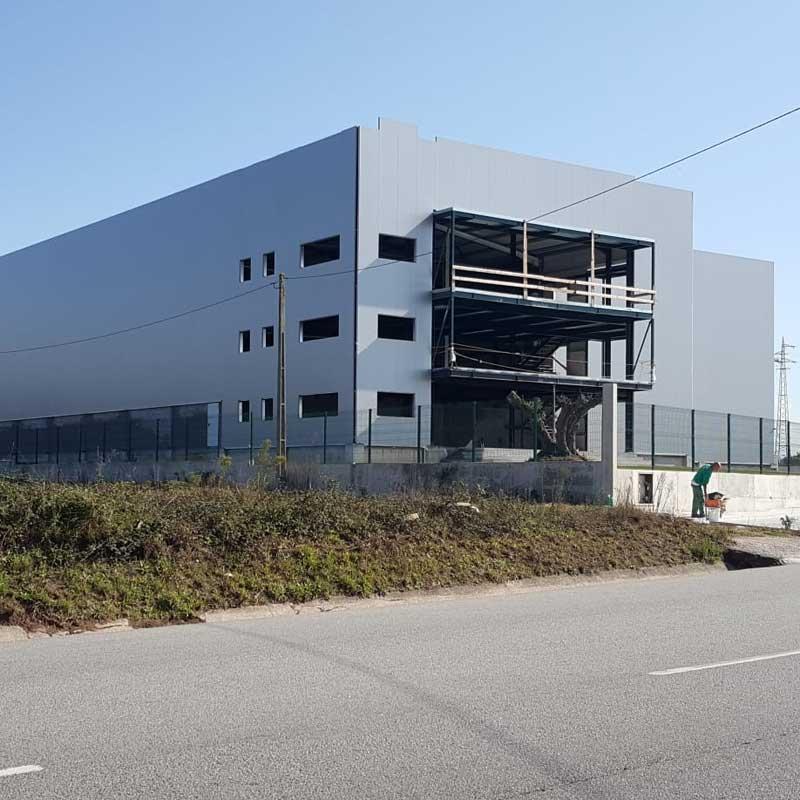 Pavilhão Industrial – Lavra